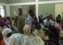 PUBLIC HEARING OR TOWN HALL MEETING HELD ON TUESDAY 12TH JUNE, 2018